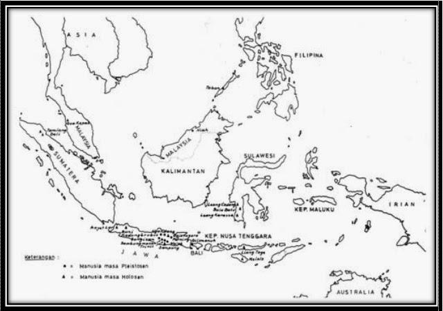 Gambar Benda Benda Di Kelas Lks Fisika Kelas X Slideshare Pembelajaran Sejarah D Peta Penemuan Manusia Purba Dan Hasil
