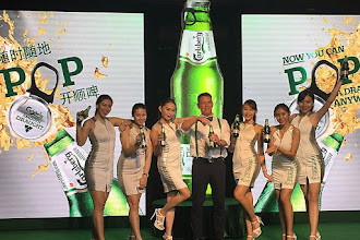 Pop a Bottle of Carlsberg Smooth Draught Anytime, Anywhere!