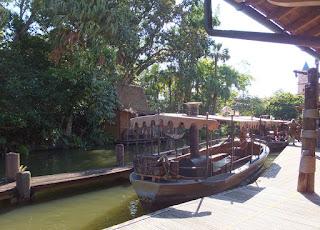 Magic Kingdom Jungle Cruise