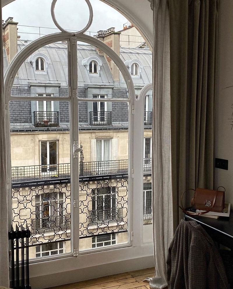 Weekday Wanderlust   Places: Tinah, Paris