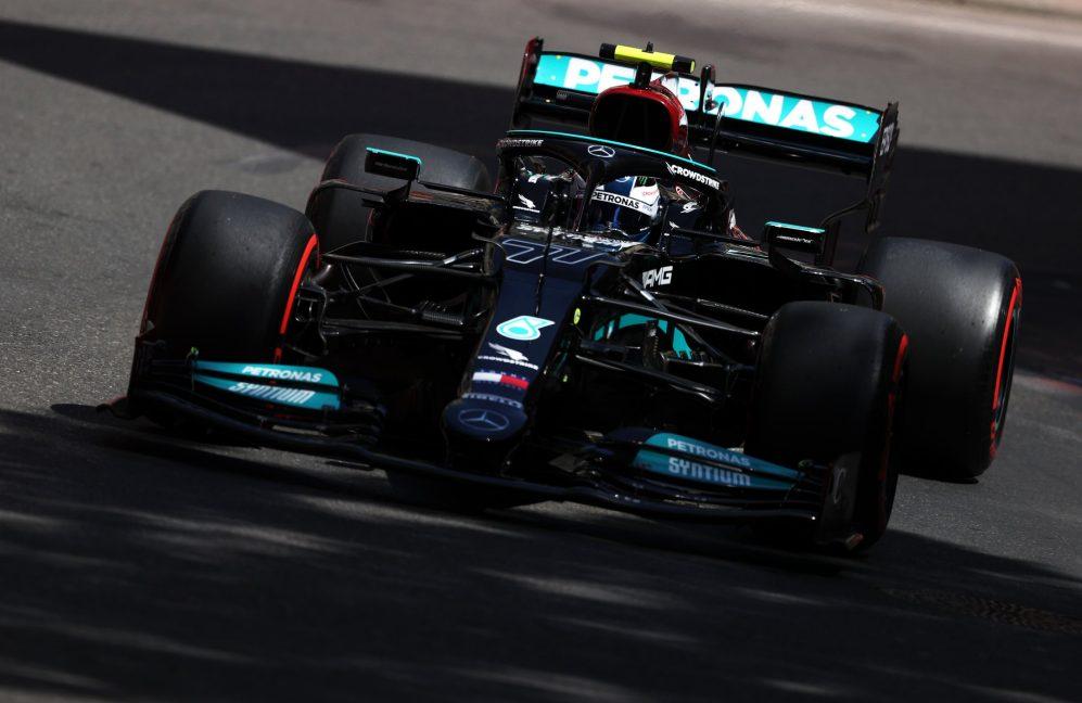 Bottas não pontuou desde o pódio no GP da Espanha