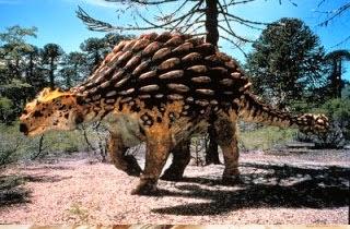 Foto Ankylosaurus