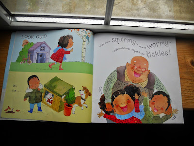 Too Many Tickles Book Review