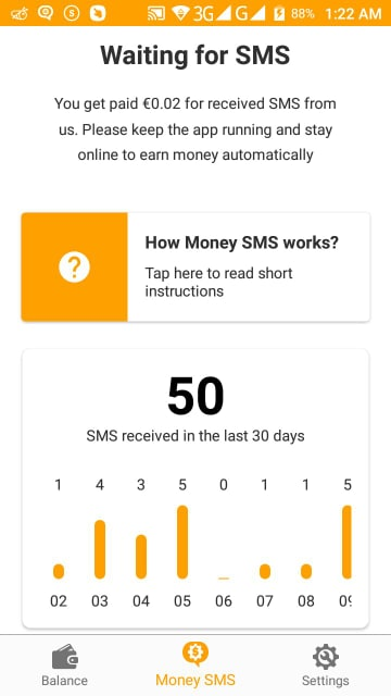 Earn Money From Free SMS