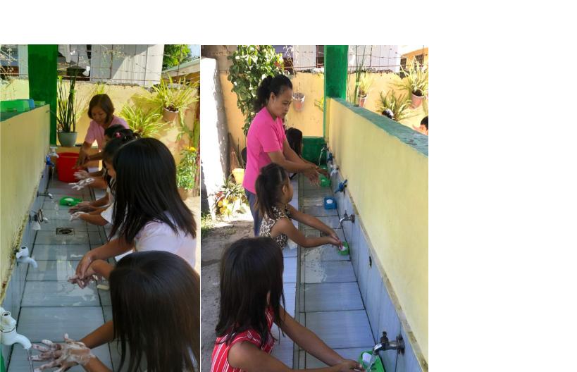 Talospatang Elementary School: GLOBAL HANDWASHING DAY 2019