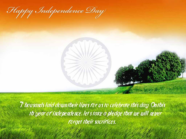 Indian Independence Day wishes 2017