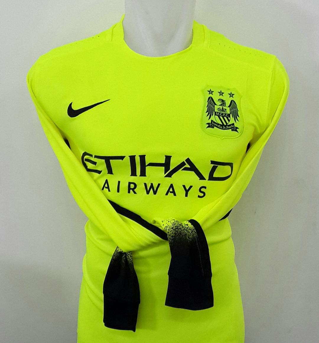 sports shoes 27d2f 1d661 Jual jersey LS Manchester city third terbaru Nike musim 2015/2016