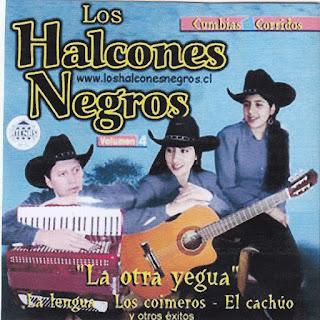Los Halcones Negros  La otra yegua