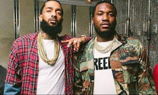 Meek Mill and Nipsey Hussle Working On Joint Project