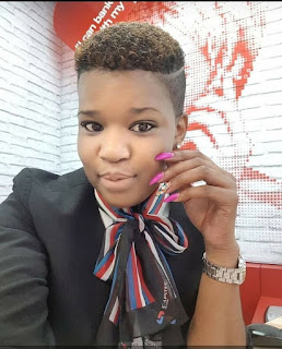 See Young Lady Allegedly Murdered By Her Abusive Boyfriend