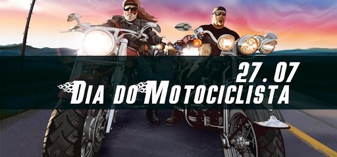 Dia Nacional do Motociclista - 27 de julho