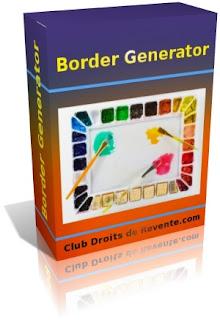 télécharger le logiciel Border Generator