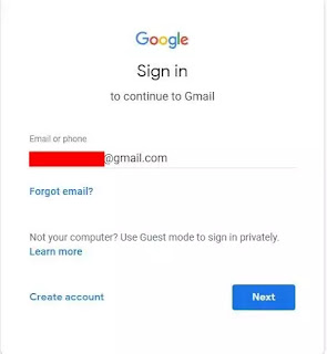 How to Recover Email ID?