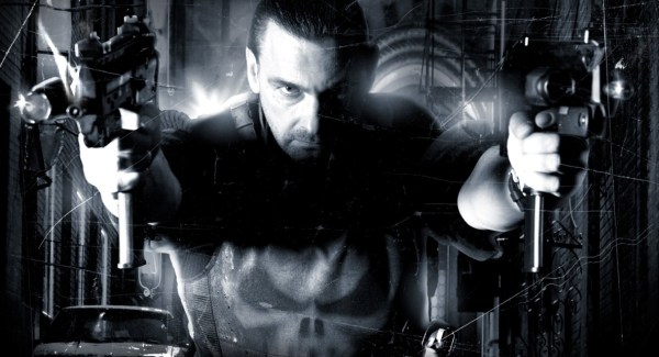 Movie still of Ray Stevenson as Frank Castle / Punisher in Punisher: War Zone
