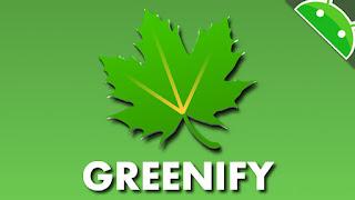 Cara Menambah Ram Pada Aplikasi Greenify?