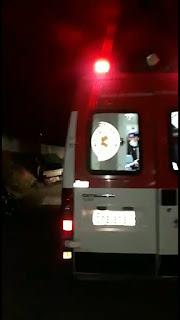 Em Santa Rita homem é baleado e socorrido para o Hospital de Traumas  em estado grave