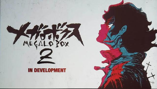 Megalo Box 2nd Season