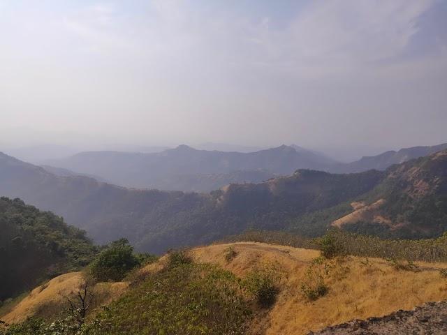 Trekking Forts at Nashik - Harihar Gad Fort Nashik