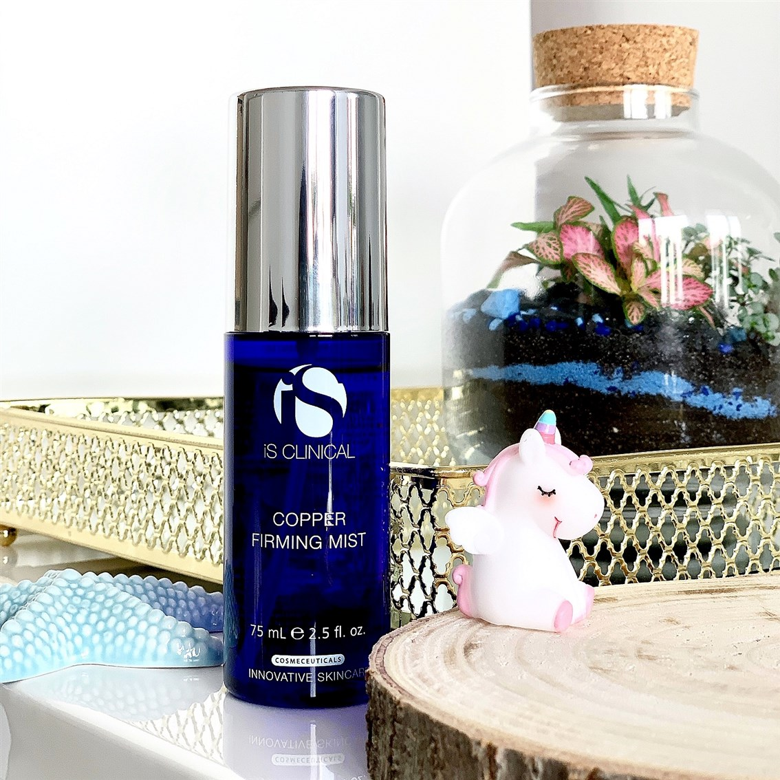 Is Clinical Cooper Firming Mist blog