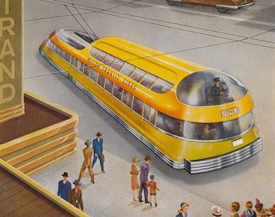 El transporte público en el mundo civilizado