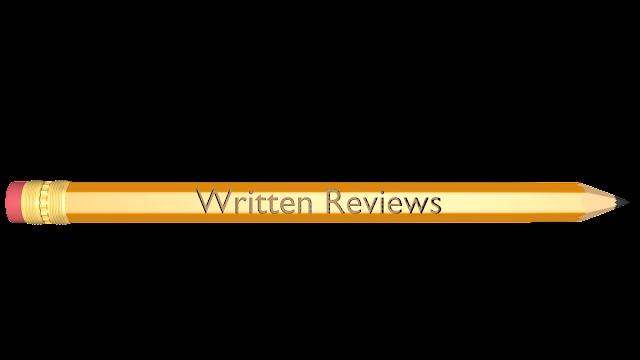 Written Reviews