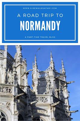 Paris to Normandy Road Trip