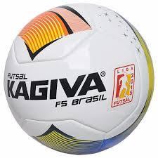 A Liga Catarinense de Futsal através de sua presidência fechou na manhã  desta quarta-feira a bola oficial da entidade. Na parceria fechada com a  Kagiva 27ea22bab8f0f