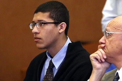 Teenager Sentenced to At Least 40 Years for Killing Teacher (Photo)