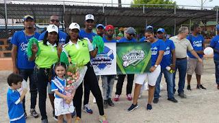 Consorcio Azucarero Central inauguró su treceavo torneo  de softbal
