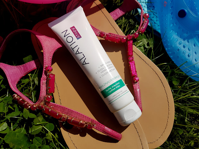 Alation, bezpieczne opalanie, kosmetyki, Linomag Sun, pielęgnacja stóp, sposoby na piękne stopy, zadbane stopy na lato, GOsport, athlitech, buty dla dziecka na lato, buty dla dziecka do Chorwacji