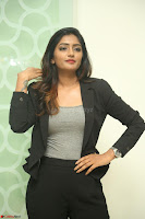 Actress Eesha Looks gorgeous in Blazer and T Shirt at Ami Tumi success meet ~  Exclusive 145.JPG