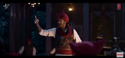 Tanhaji The Unsung Warrior Full Movie Download [HD] 2020