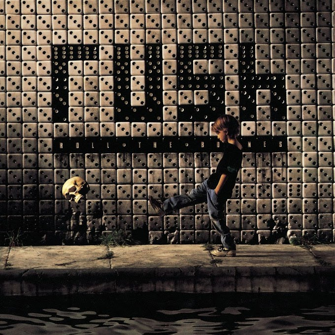 Rush - Roll The Bones (1991)