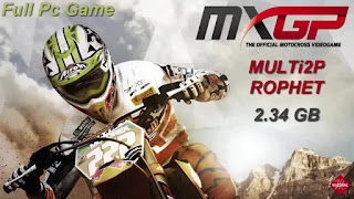 Free Download Game MXGP - The Official Motocross Videogame Pc Full Version – MULTi2 – PROPHET – Multi Links – Direct Link – Torrent Link – 2.34 GB – Working 100% .