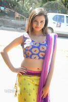 Priyanka Photo Shoot at Oka Chupuke Padipoya Movie launch HeyAndhra