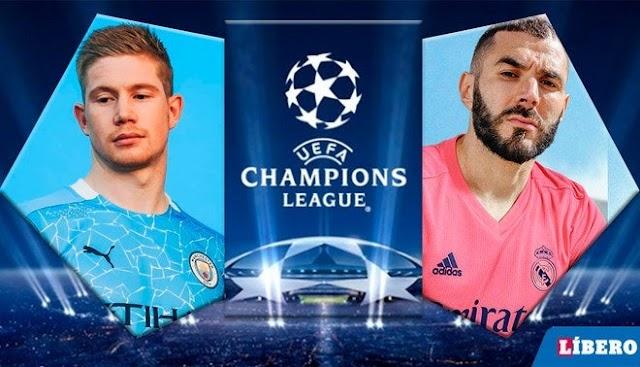 Empata Real Madrid 1-1 Frente Al Manchester City
