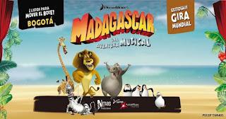 MADAGASCAR una Aventura Musical en familia