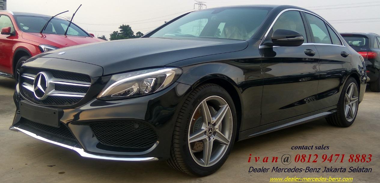 Spesifikasi Mercedes Benz C Amg