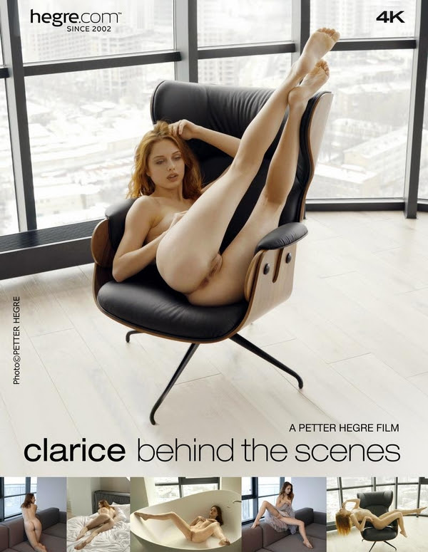 [Hegre-Art] Clarice - Behind The Scenes - idols