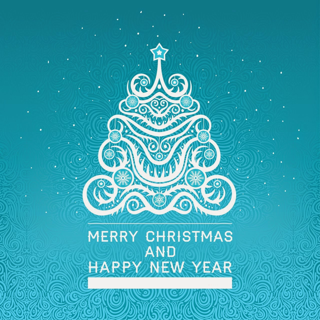 Merry-Christmas-and-happy-new-year-cyan-background-vector-image.jpg