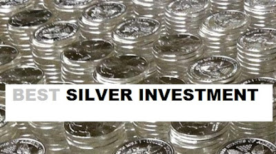 Silver trading and investment: buy and sell