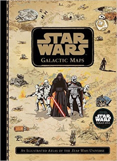 Star Wars Galactic Maps: An Illustrated Atlas Of The Star Wars Universe PDF