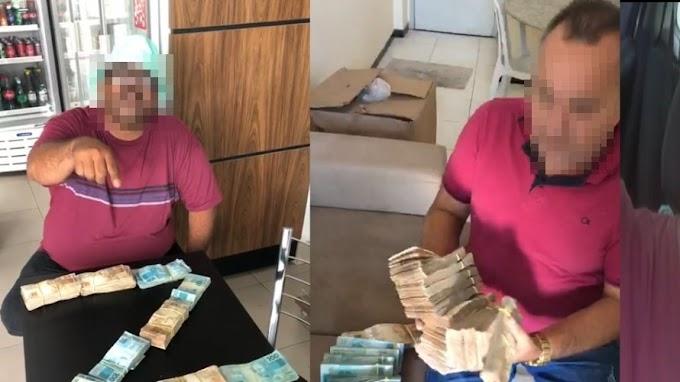MPE encaminha à PF informações sobre vídeos de apostas milionárias para eleição em Riachão do Jacuípe