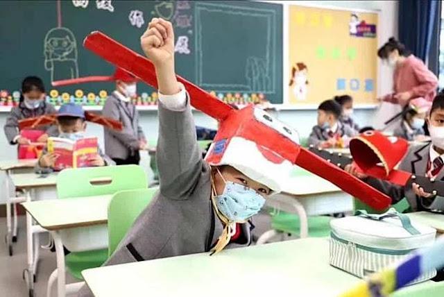 Panduan Bagi Guru dan Siswa Saat Sekolah Dibuka Kembali di Zona Hijau