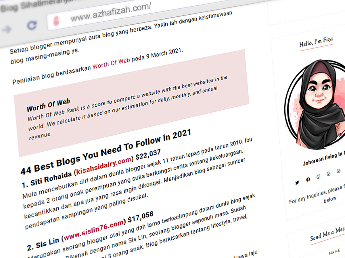 45 Best Blogs You Need To Follow in 2021