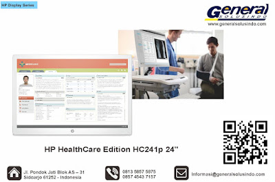 HP HealthCare Edition HC241p 24