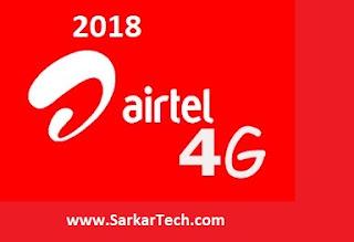4G Airtel Internet