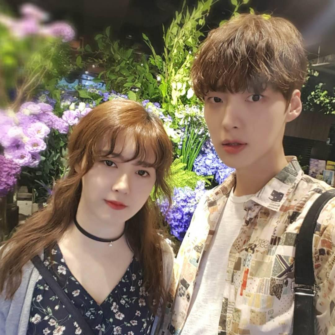 Gu Hye zon dating 2014