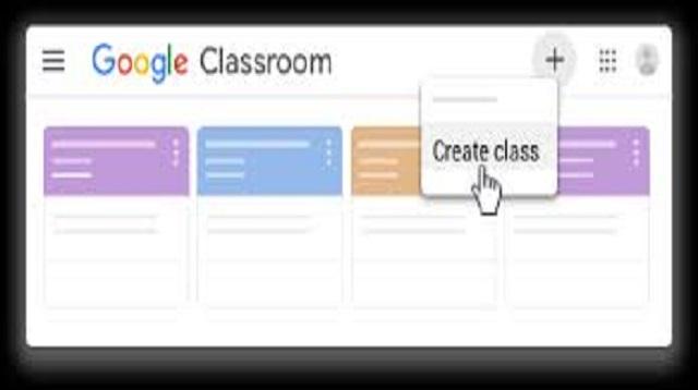 cara login google classroom