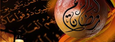Couverture facebook bon Ramadan